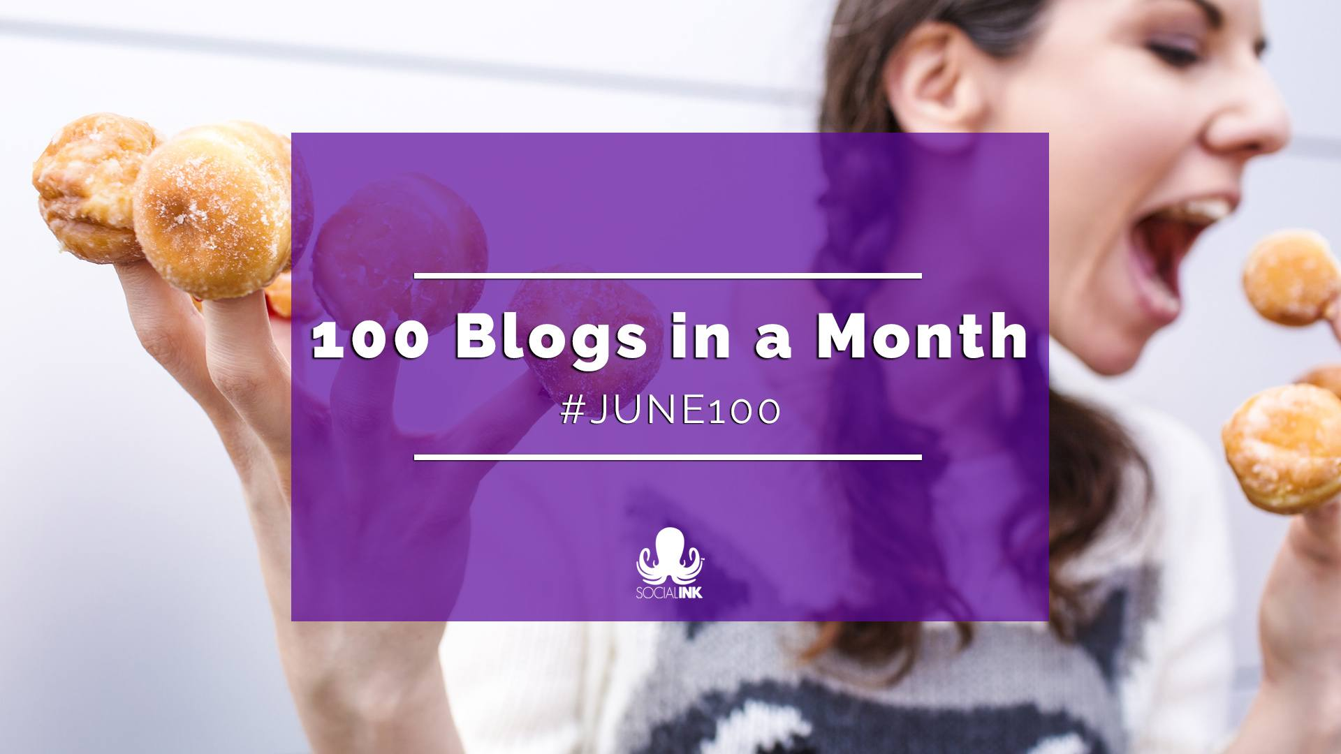 100 Blogs in a Month: Agency Challenge #June100