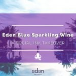 Eden Blue Sparkling Wine: A Social INK Takeover