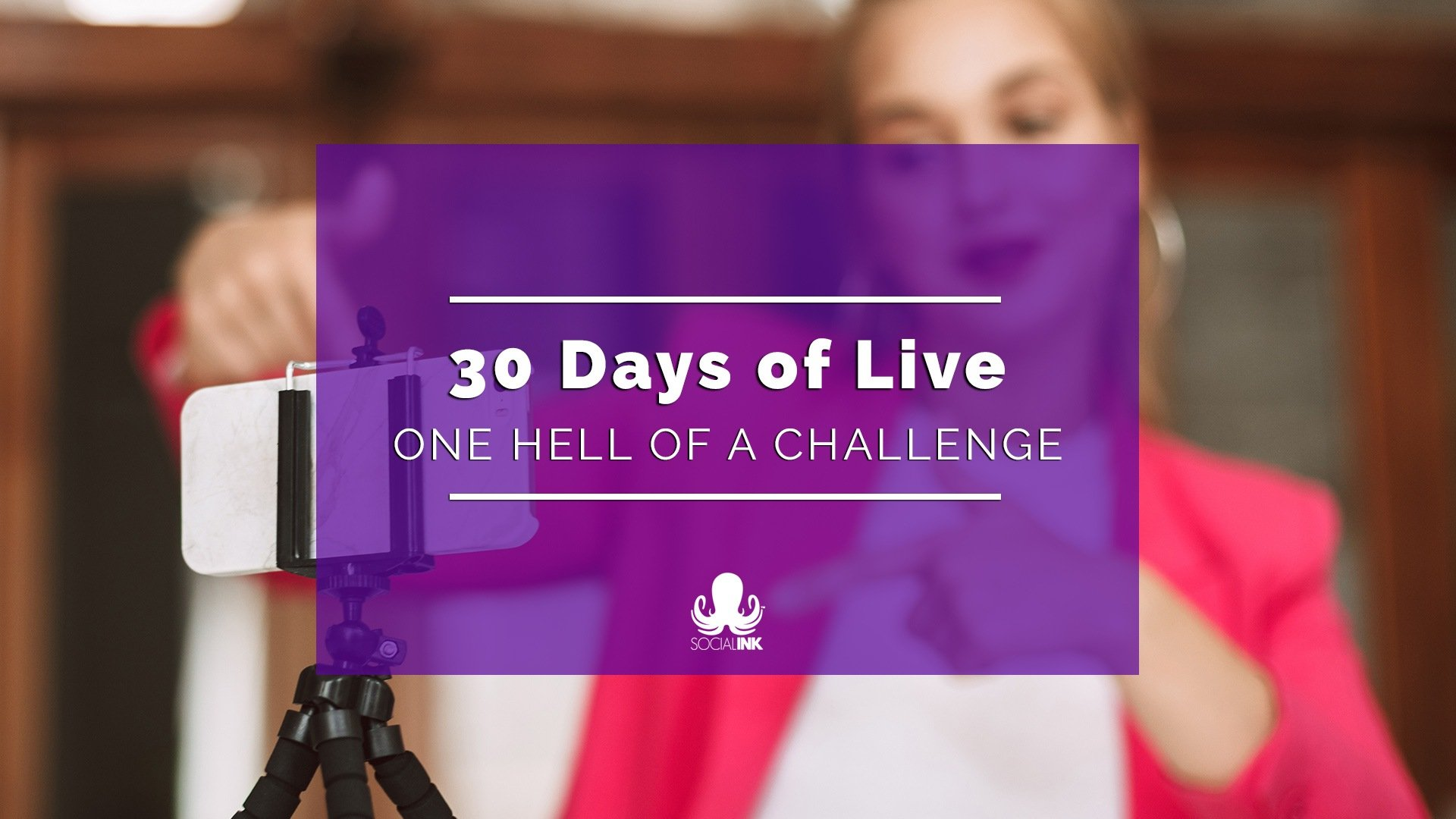 30 Days Of Live Streaming: One Hell of a Challenge