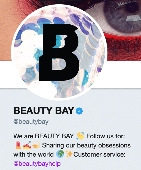 Beauty Bay TW Bio