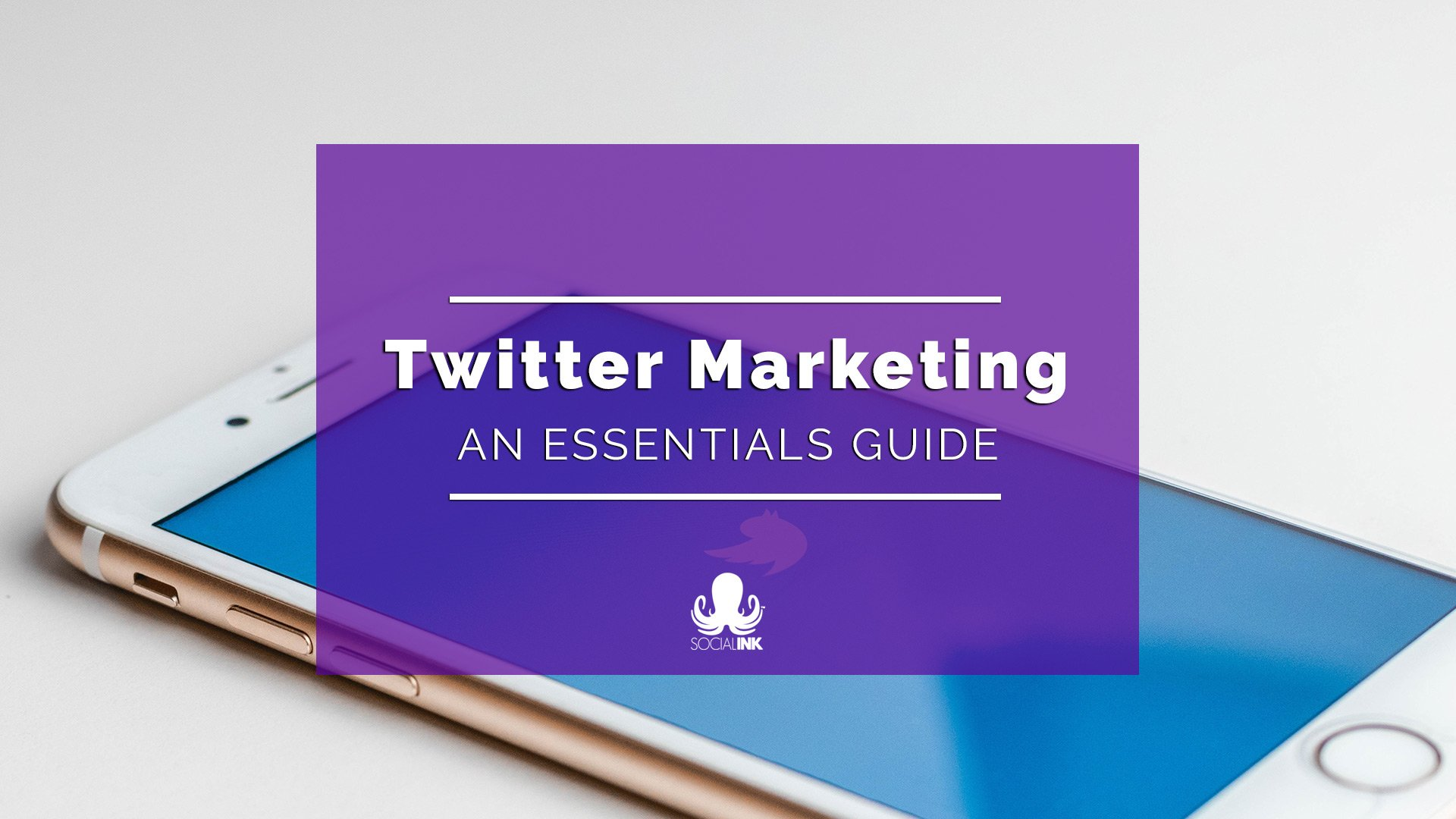 Marketing with Twitter: The Essentials