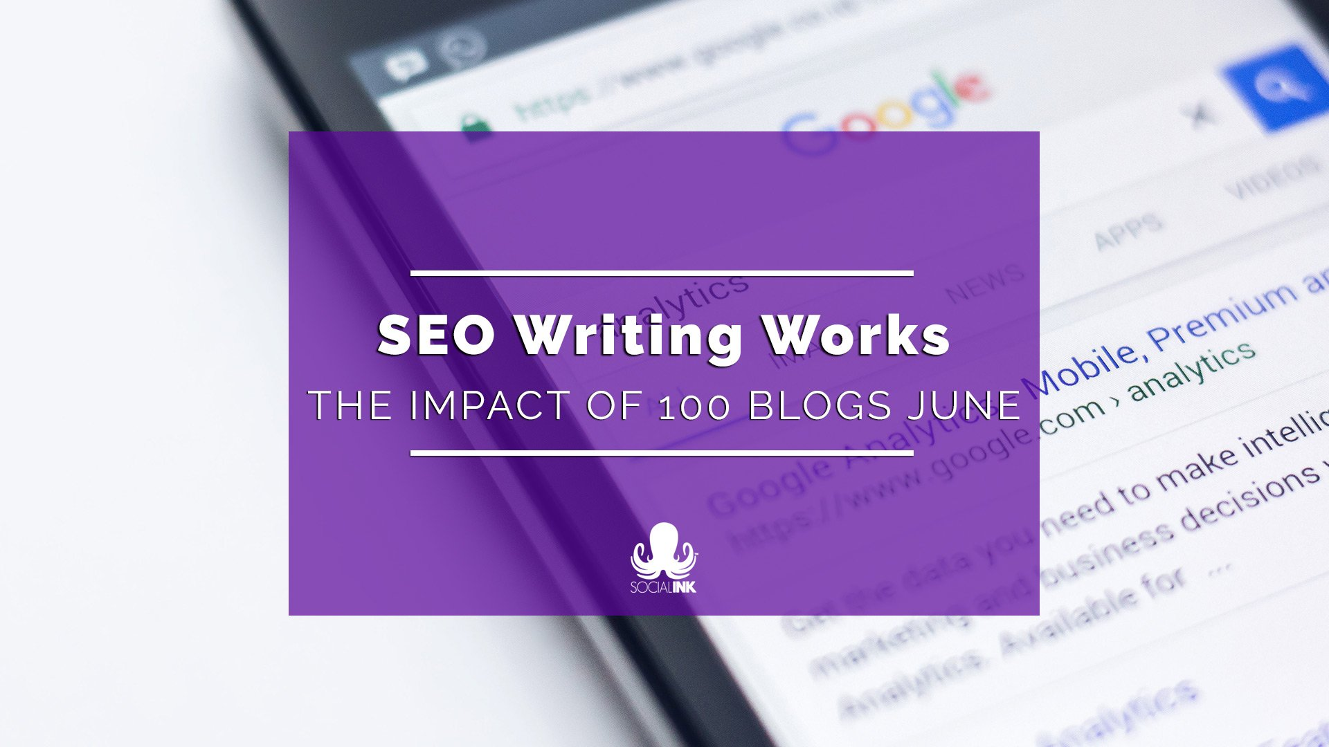 SEO Writing Gets Results