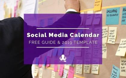 Social-Media-Calendar-2019-template