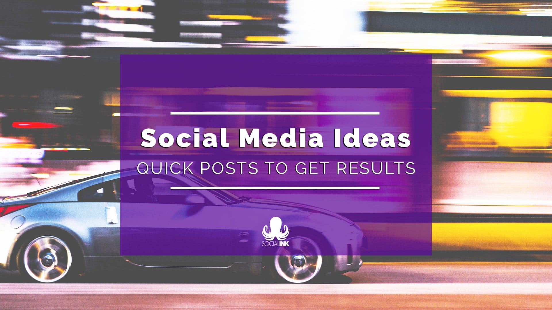 Social Media Content Ideas: 5 Quick Ideas That Get Results