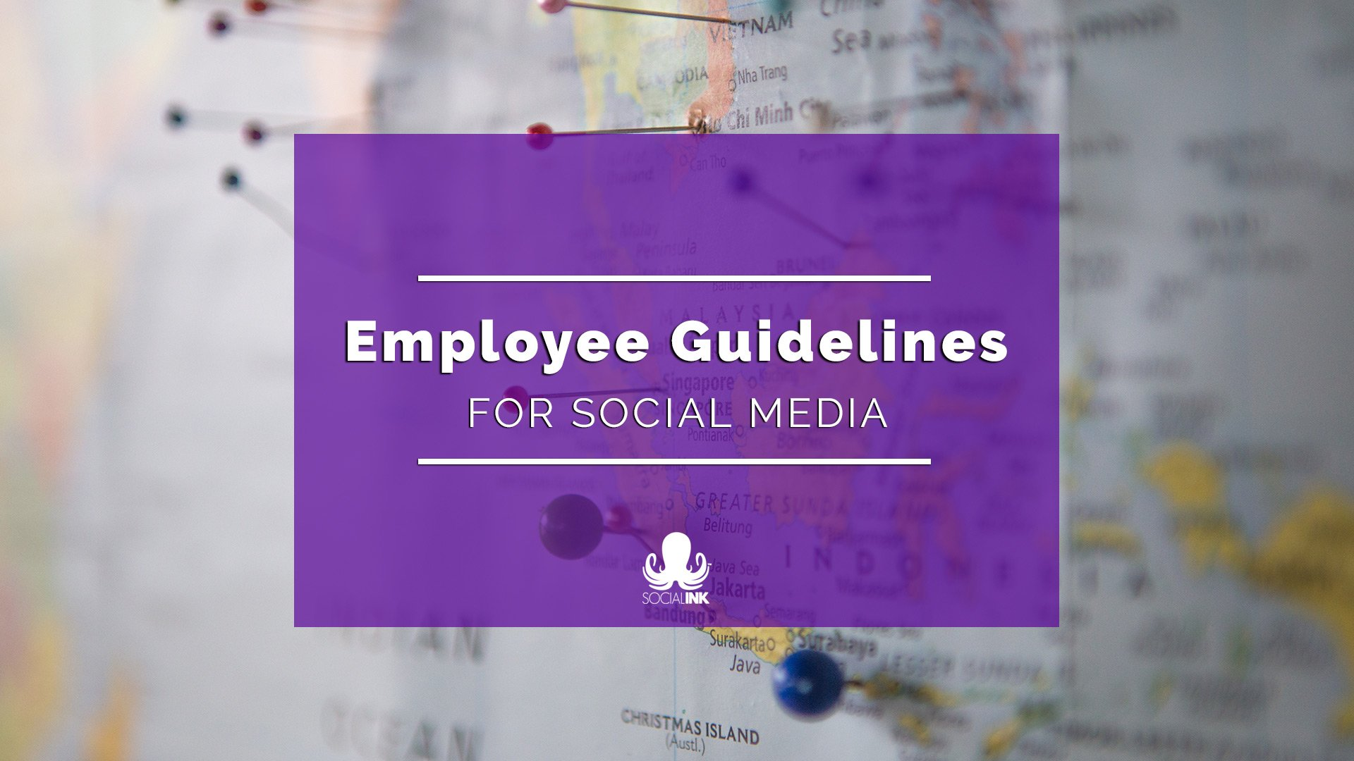 Social Media Guidelines for Employees
