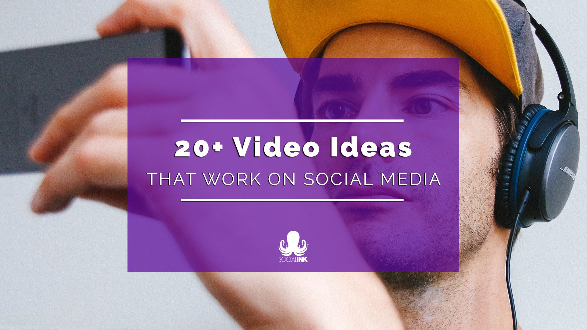 20 Social Media Video Ideas for Small Businesses
