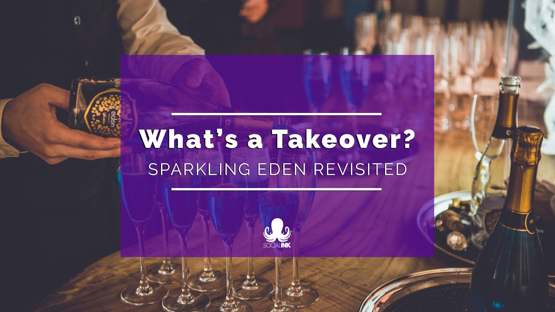 What is a Social Media Takeover? – Sparkling Eden Revisited