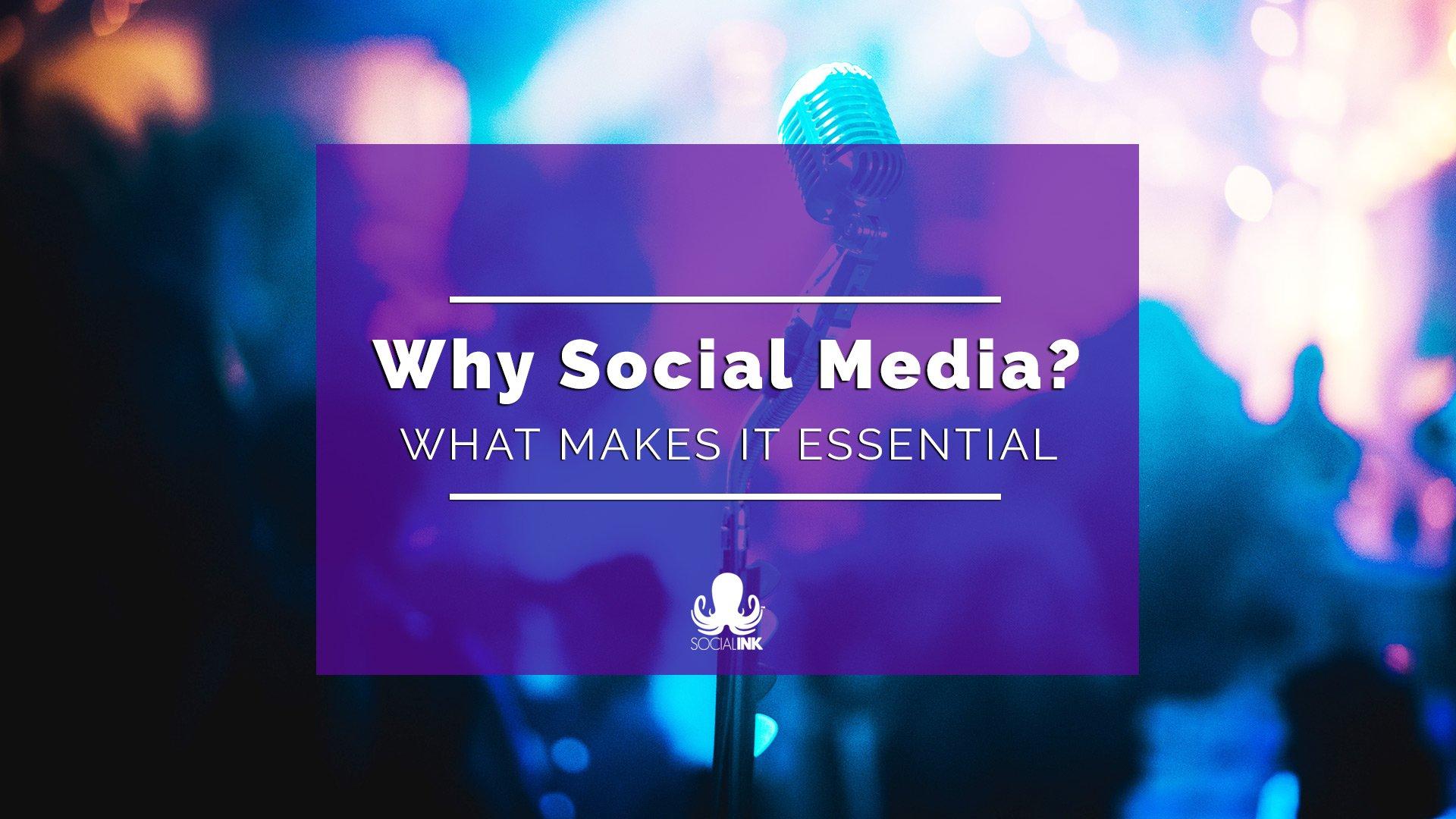 Why Social Media Marketing Is Vital
